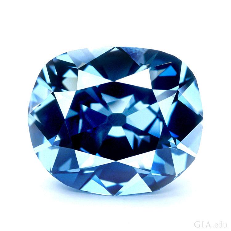الماس آبی امید